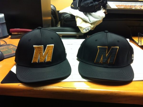 new mizzou baseball hats ktgr