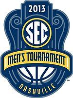 2013_SEC_Men's_Basketball_Tournament_logo