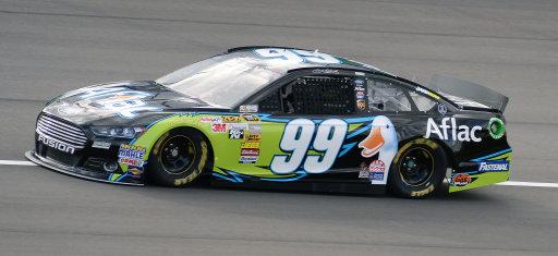 Auto Racing - NASCAR - Kansas Speedway