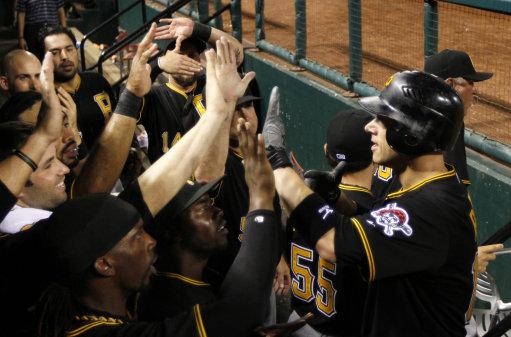 Baseball - Pittsburgh Pirates vs St. Louis Cardinals - Missouri
