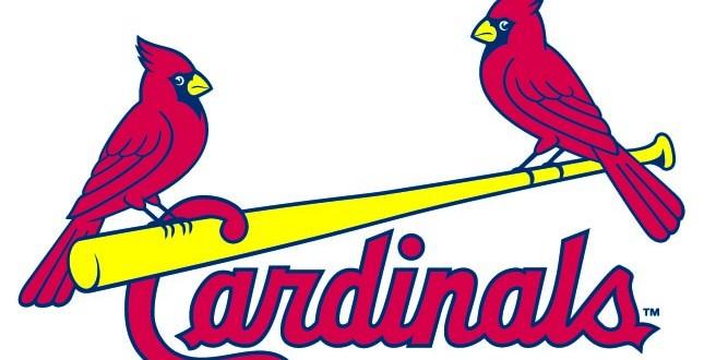 St. Louis Cardinals Birds On Bat