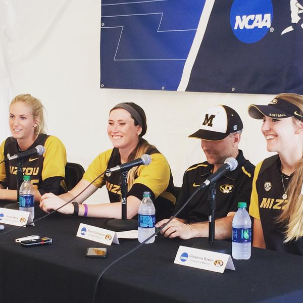Mizzou Softball Wins