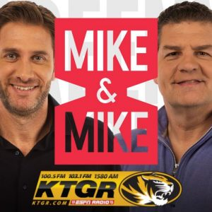 Mike and Mike New Logo