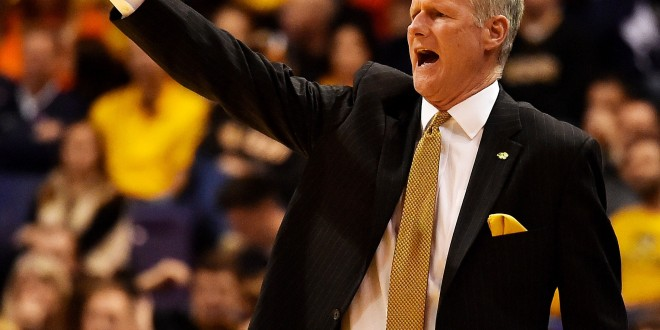Dec 23, 2015; St. Louis, MO, USA; Missouri Tigers head coach Kim Anderson reacts in the game against the Illinois Fighting Illini during the first half at Scottrade Center. Mandatory Credit: Jasen Vinlove-USA TODAY Sports