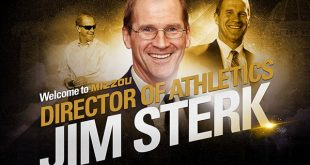 Jim Sterk Announcement Graphic