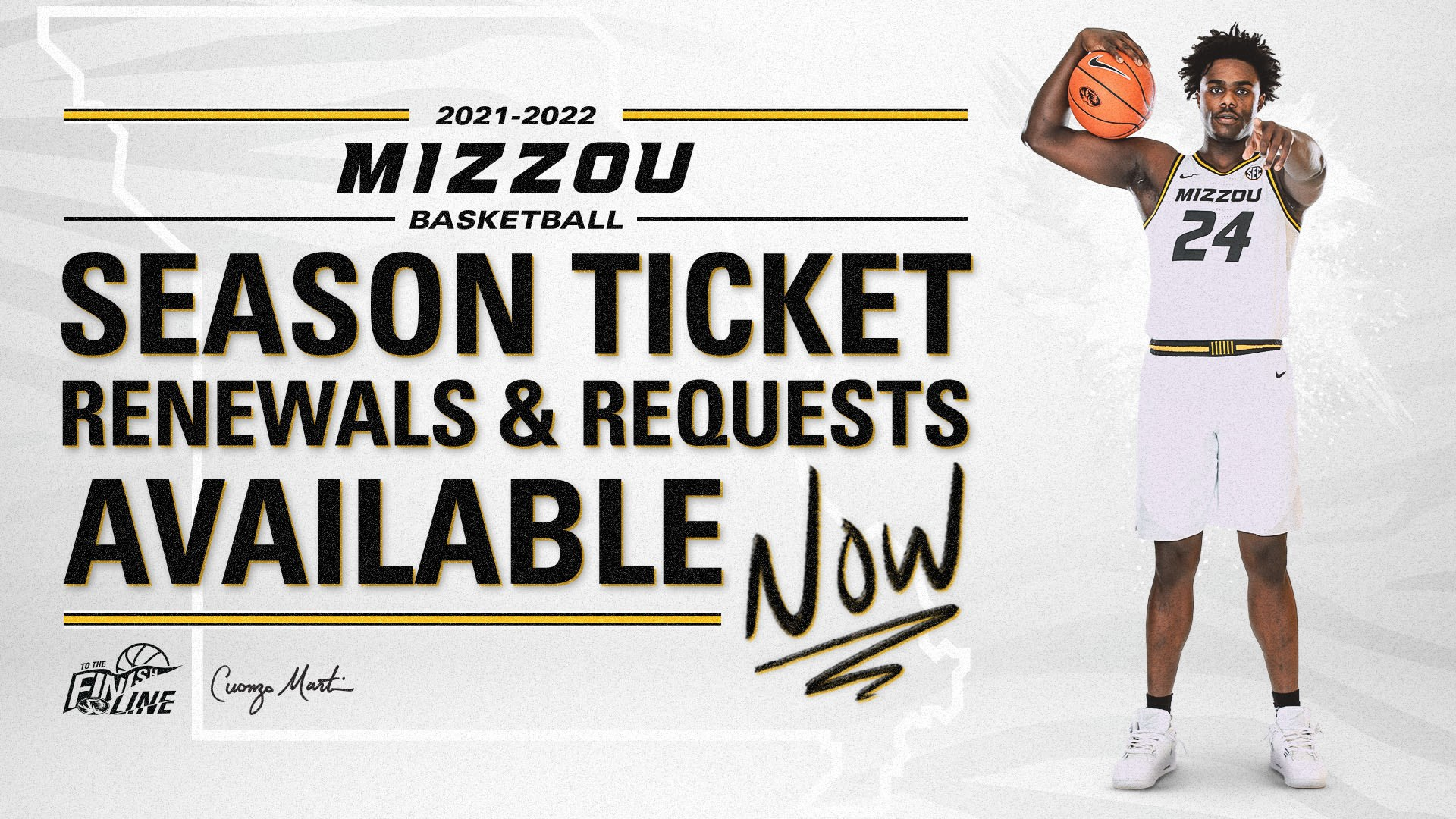 Season Ticket Renewal MBB
