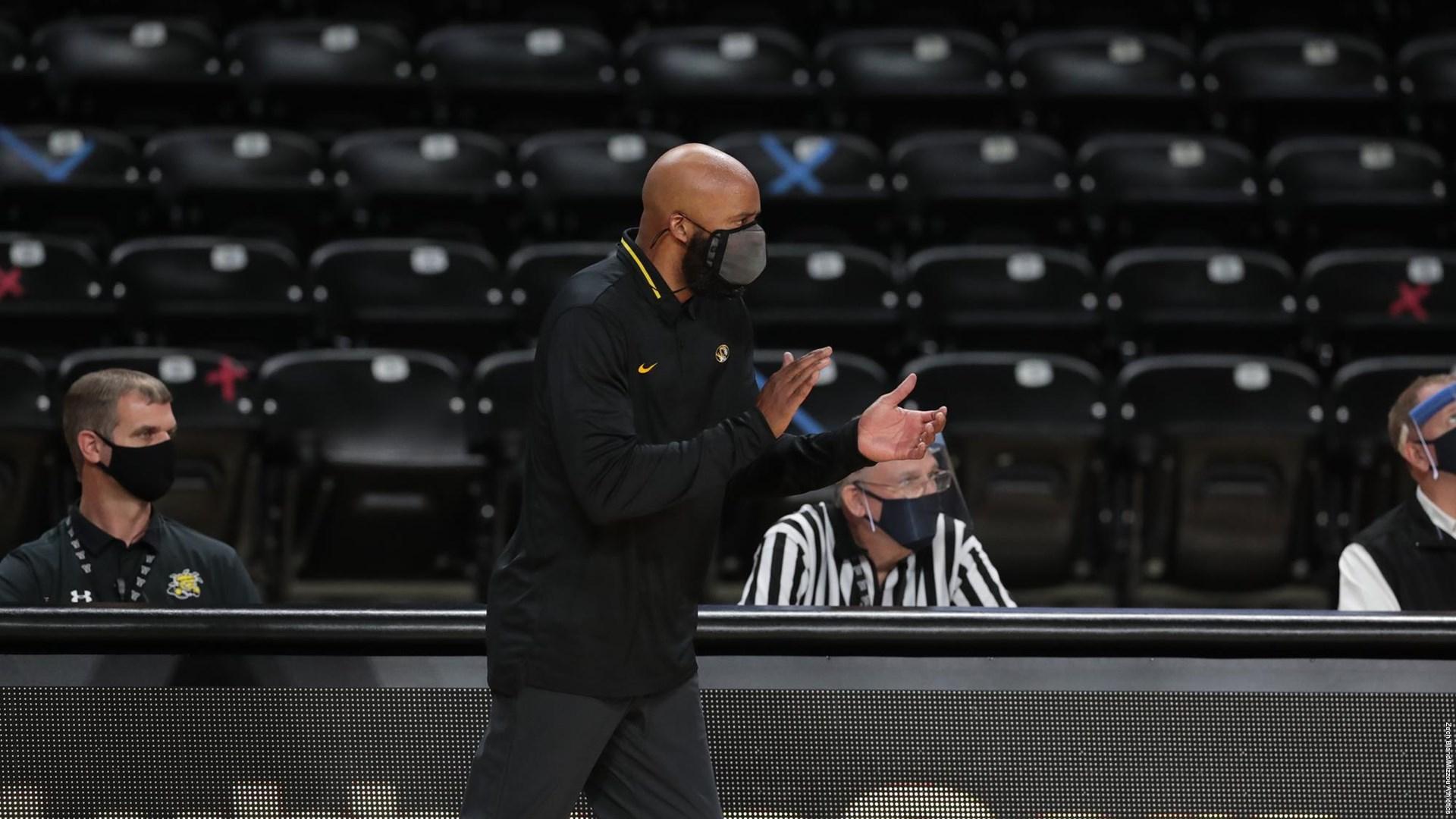NCAA Men's Basketball: Mizzou Tigers vs. Wichita State Shockers