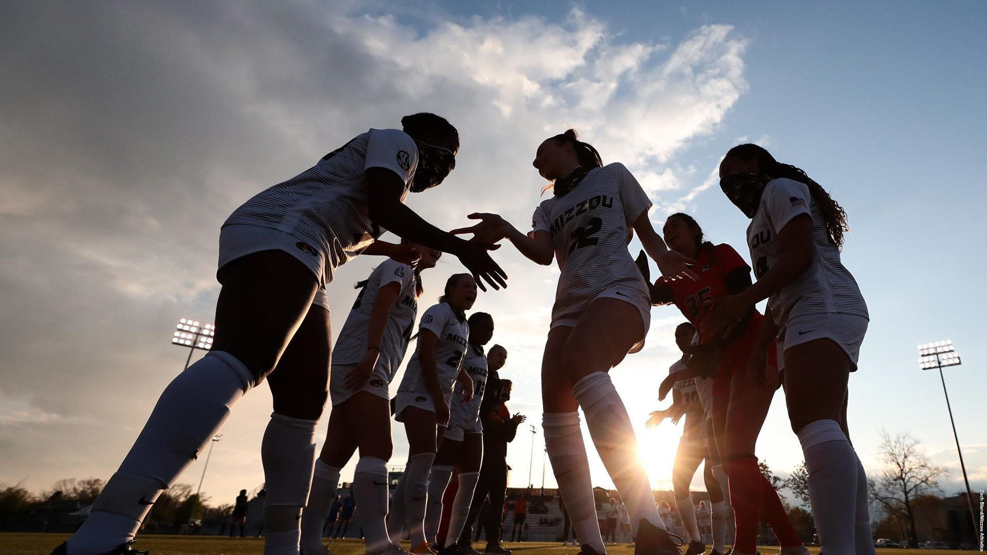 NCAA Women's Soccer: Mizzou Tigers vs. Kansas Jayhawks