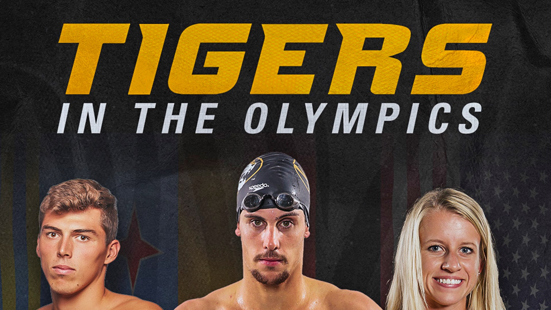 Tigers in the Olympics
