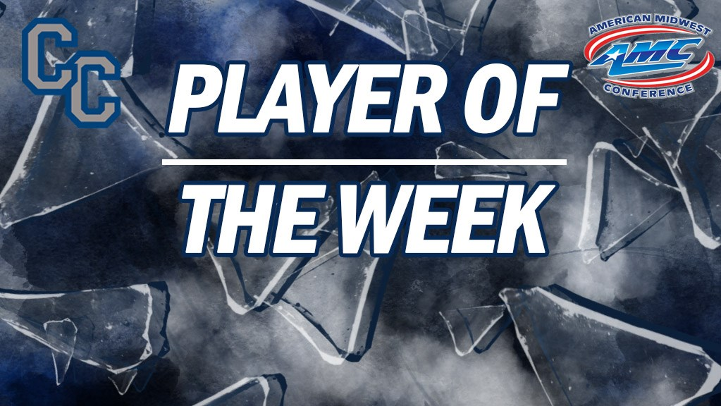 Player of the Week Graphic