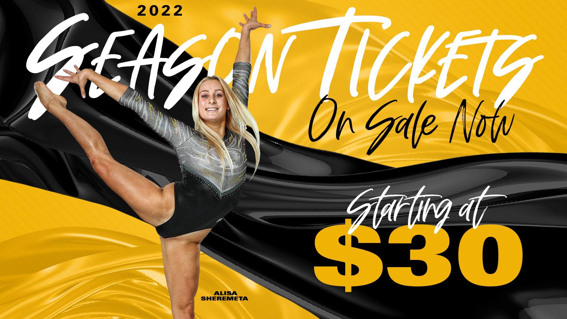 Gymnastic 2022 tickets